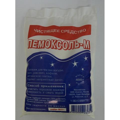 Чистящее средство универсальное ПЕМОКСОЛЬ-М порошок 400 гр