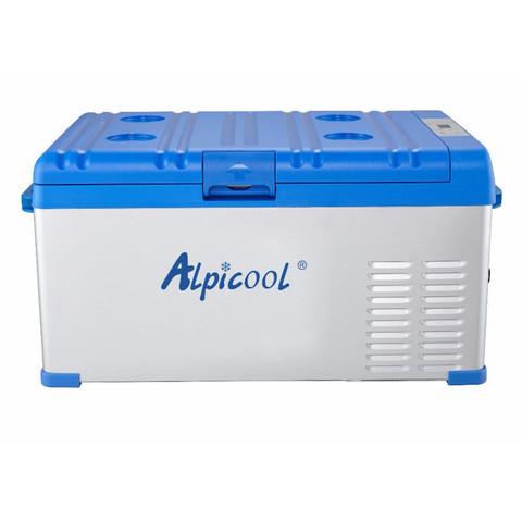 Компрессорный автохолодильник ALPICOOL A25 (25 л.) 12-24-220В