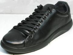 Черные кроссовки мужские GS Design 5773 Black