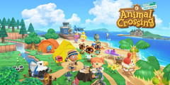 NS: Animal Crossing: New Horizons (русская версия)
