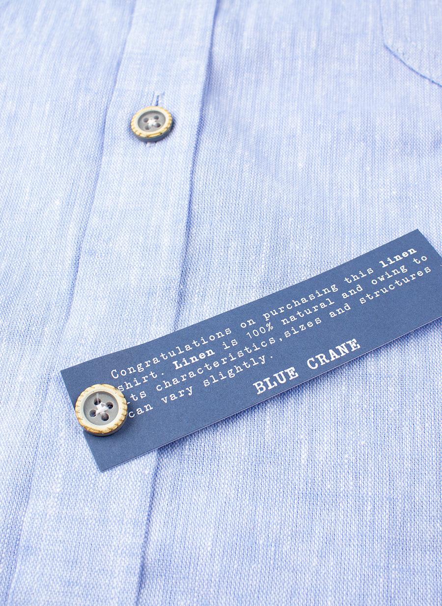 Рубашка Blue Crane slim fit 3100337-130-190-000
