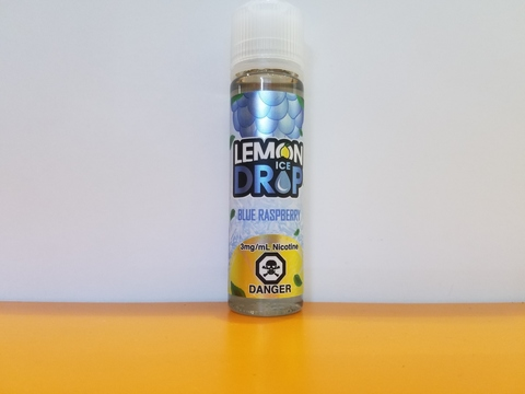 Blue Raspberry ICE by LEMON DROP 60ml