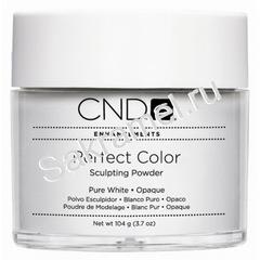 CND - Акриловая пудра Perfect  Pure White Opaque 104 гр