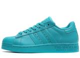 Кроссовки Женские Adidas SuperStar Turquoise