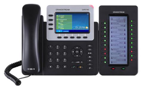 Grandstream GXP2200EXT - Модуль расширения клавиатуры для GXP2140, GXP2170, GXV3240