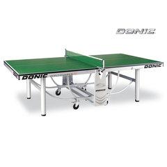 Теннисный стол DONIC WOLRD CHAMPION TC 25 GREEN  ITTF NEW