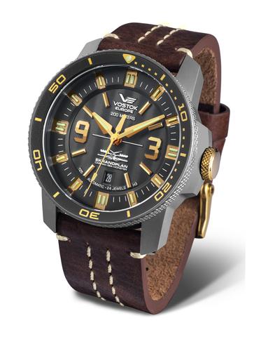 Часы наручные Восток Европа Экраноплан NH35A/546H515