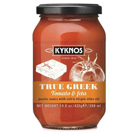 Соус из томатов и феты Kyknos 420 гр