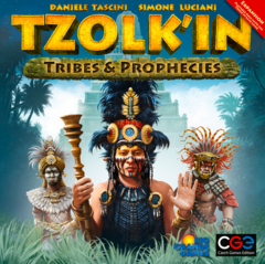 Tzolk'in: The Mayan Calendar – Tribes and Prophecies