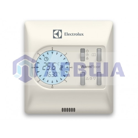 Терморегулятор программируемый Electrolux Thermotronic Avantgarde E (ETA-16)
