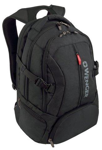 Рюкзак для ноутбука 16'' Wenger Transit черный