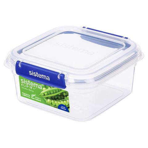 """Герметичный контейнер Sistema """"KLIP IT+"""" 1,15 л"""