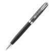 Parker Sonnet  - Contort Black Cisele, шариковая ручка, M, BL