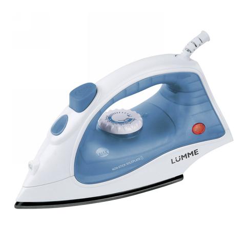 Утюг LUMME LU-1129 голубая бирюза