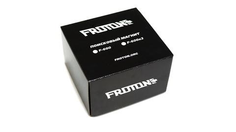 Поисковый магнит FROTON F=600кг