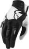 Мотоперчатки - THOR FLOW (черные)