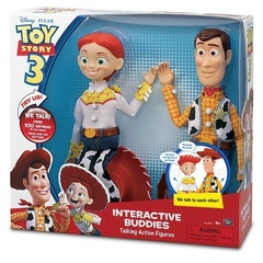 TOY STORY 3 INTERACTIVE WOODY & JESSIE