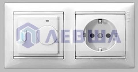 Терморегулятор Eratherm GV 245 (белый/крем)