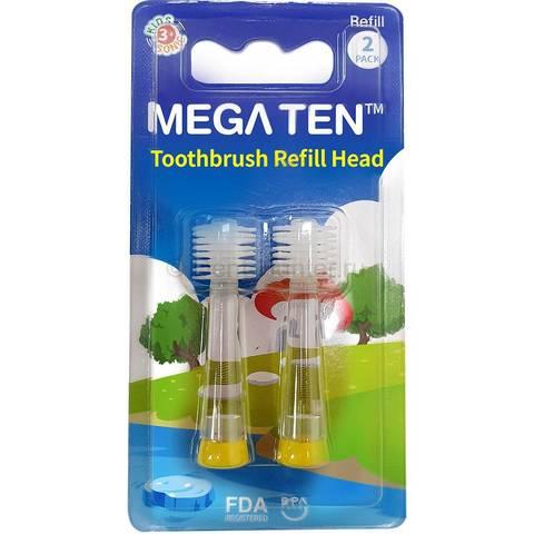 Сменные насадки Megaten Kids Sonic