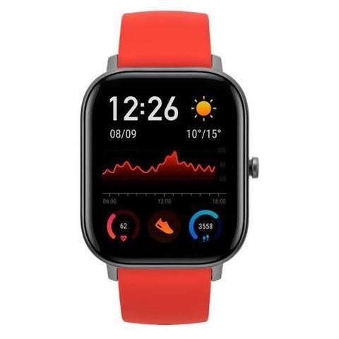 Смарт часы Amazfit GTS Orange