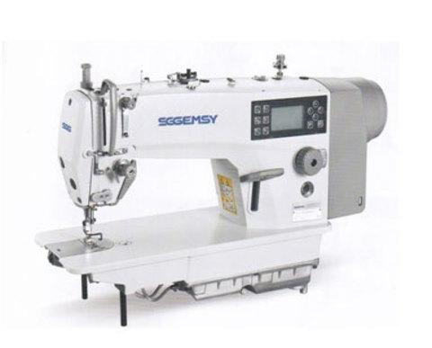 Одноигольная прямострочная швейная машина Gemsy GEM 8960 ME4-H - DC | Soliy.com.ua