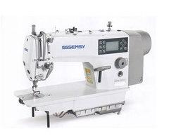 Фото: Одноигольная прямострочная швейная машина Gemsy GEM 8960 ME4-H - DC