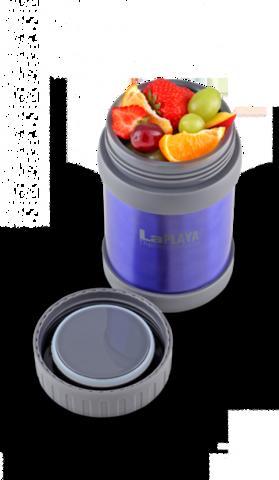 Термос для еды LaPlaya Food JMG (0,35 литра), фиолетовый