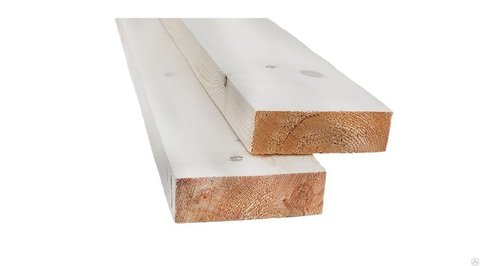 Доска обрезная 30х150х6000 мм, сорт 1, свежий лес, ГОСТ