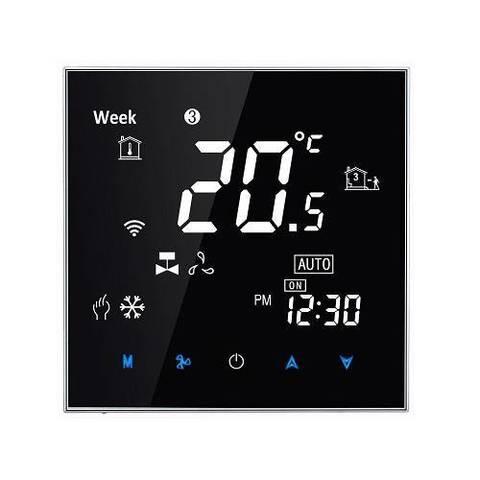 Термостат комнатный сенсорный Techno КТ-200