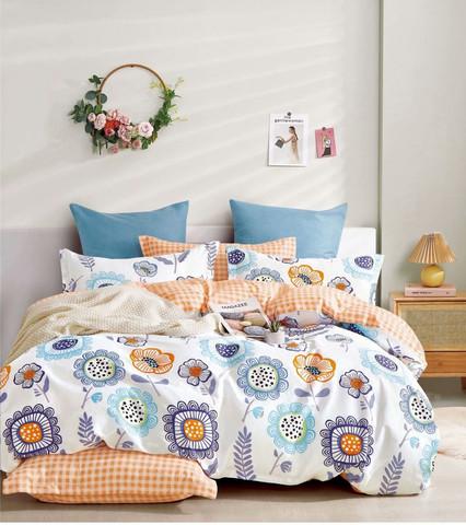 Детское постельное белье в сатине Valtery-DS 95