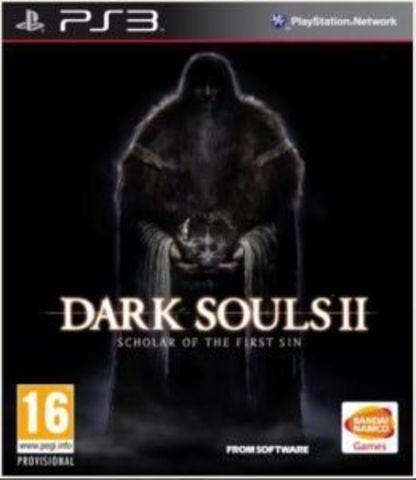 PS3 Dark Souls II: Scholar of The First Sin (английская версия)