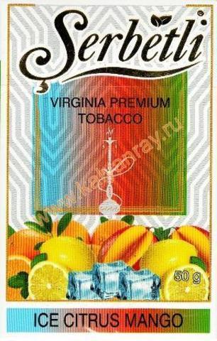 Serbetli Ice Citrus-Mango