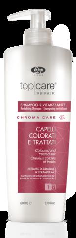 Lisap Chroma Care Оживляющий шампунь для окрашенных волос