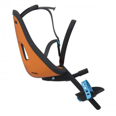 Картинка велокресло Thule Yepp Nexxt Mini оранжевое