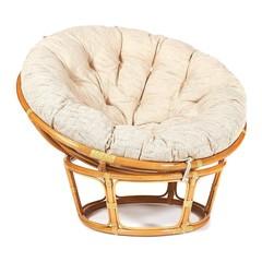 Кресло из ротанга «Папасан» (Papasan 23/01) Без подушки (Honey (мёд)