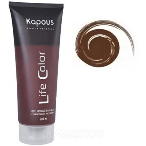 Kapous, Оттеночный бальзам для волос