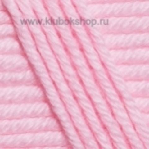 Пряжа Ideal YarnArt Светло-розовый 229