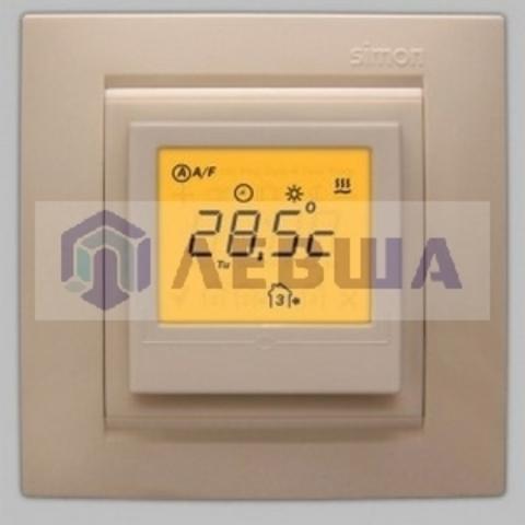 Терморегулятор программируемый Eratherm GV 780 (белый/крем)