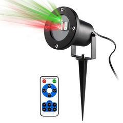 Лазерный проектор Звездный Дождь (Star Shower) с пультом