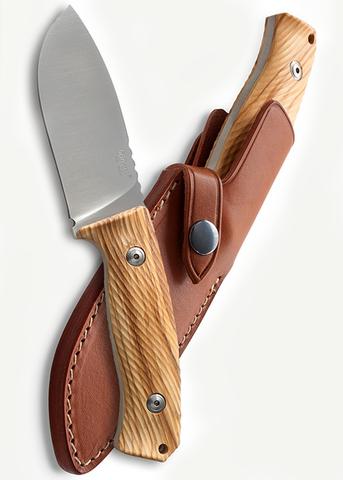 Нож LionSteel серии M3 рукоять олива