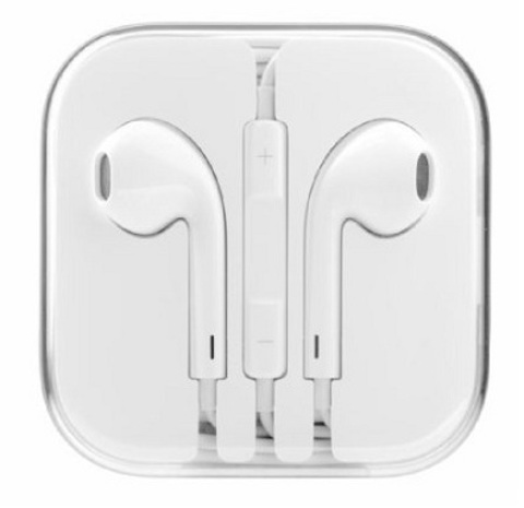 Наушники Apple EarPods with Remote and Mic iPhone 5