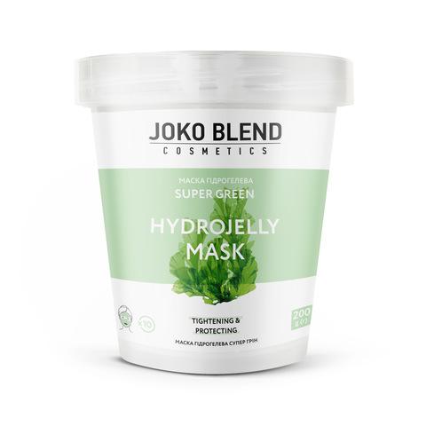 Маска гидрогелевая Super Green Joko Blend 200 г (1)