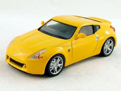 Nissan 370Z 1:43 DeAgostini Supercars #56