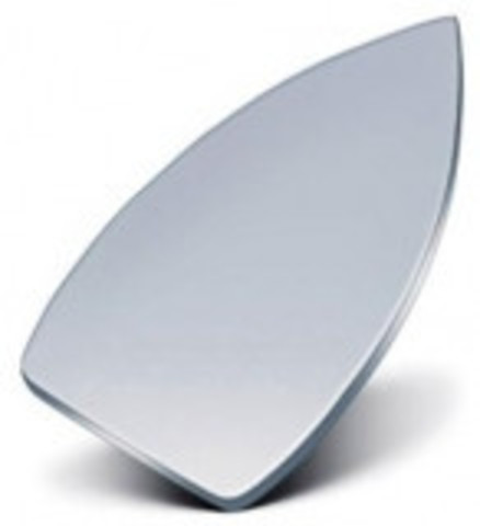 Подошва утюга алюминиевая Silter ST/B 295 | Soliy.com.ua