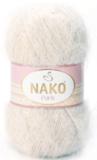 Пряжа Nako Paris 6383 суровый