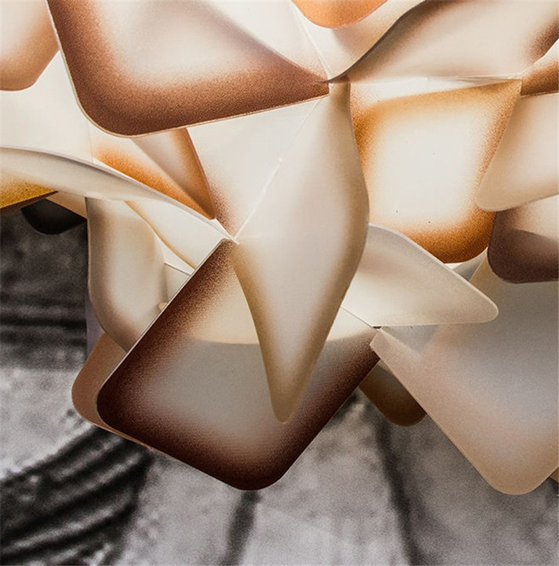 Подвесной светильник Clizia by Slamp D53 (белый)