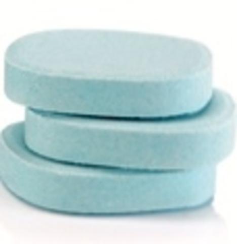 Антибактериальная таблетка хлорамин-Т и масло чайного дерева