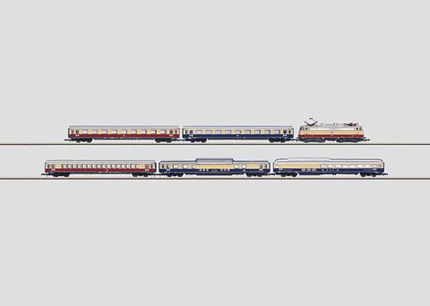 Электровоз и 5 вагонов MARKLIN 81439