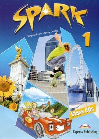 SPARK 1 Class CD (set 3)