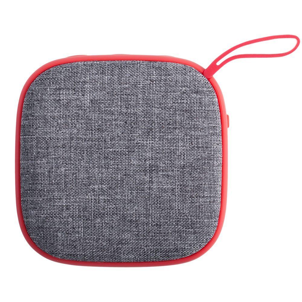 Chubby Bluetooth Speaker, red